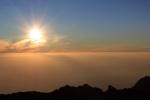 kilimanjaro summit, sunrise